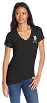 U.S. Polo Assn. Juniors' V-Neck Short-Sleeve T-Shirt