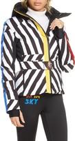 Rossignol Skifi Stripe Water Repellent Hooded Jacket