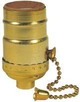 Westinghouse 2-1/4 in. 3-Way Pull Chain Socket