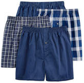 Fruit of the Loom 4-pk. Premium Cotton Boxers
