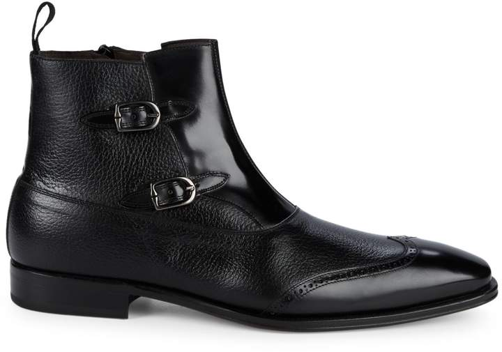 8103fde0723 Classic Leather Ankle Boots