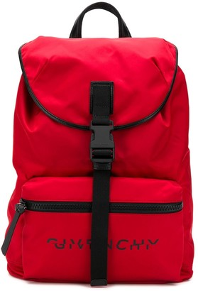 Givenchy Technical Fabric Backpack
