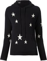 Chinti and Parker stars knit hoodie