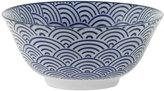 Design Studio Tokyo Nippon Blue Bowl - Wave