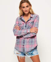 Superdry Alarna Check Shirt