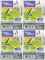 Better Homes & Gardens Better Homes and Gardens Island Coconut Lime Scented Wax Cubes - 4-Pack