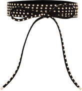 Accessorize Natalie Studded Wrap Choker Necklace