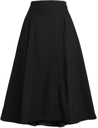 3.1 Phillip Lim A-Line Midi Skirt