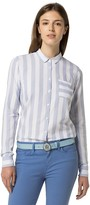 Tommy Hilfiger Fitted Mix Stripe Shirt