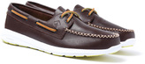 Sperry Sojourn Dark Brown Leather Boat Shoes