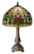 Tiffany & Co. Warehouse of  Style Decorative Table Lamp