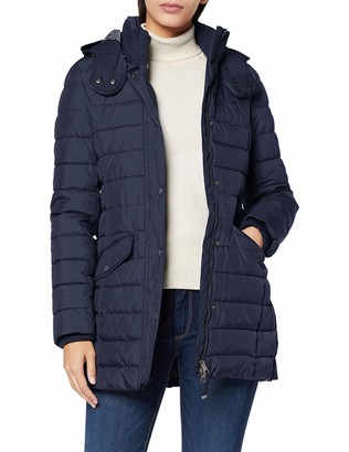Marc O'Polo Women's 71051 Short Coat Slow Down no Down Quilted Casual Style Winter Jacket Made from Ultra-Light Material