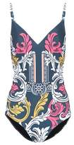 Mary Katrantzou Printed one-piece swimsuit