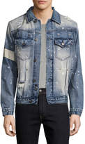 Cult of Individuality Men's Band Cotton Jacket
