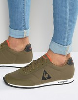 Le Coq Sportif Racerone Sneakers In Green 1620541