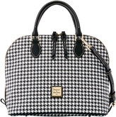 Dooney & Bourke Henderson Zip Zip Satchel