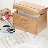 Williams-Sonoma Williams Sonoma Personalized Recipe Gift Set with Embosser