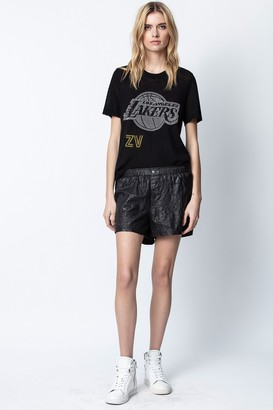 Zadig & Voltaire Tove Lakers Cashmere Sweater
