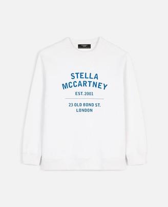 Stella McCartney 23 OBS Organic Cotton Sweatshirt, Unisex