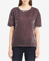 Calvin Klein Jeans Velvet T-Shirt