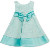 Rare Editions Lace & Satin Dress, Baby Girls (0-24 months)