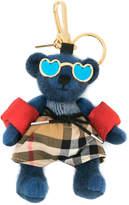 Burberry cashmere Thomas Bear charm