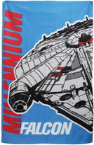 Star Wars Official Childrens Boys The Force Awakens Fleece Blanket/Throw (One Size)