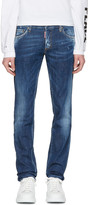 DSQUARED2 Blue Slim Jeans