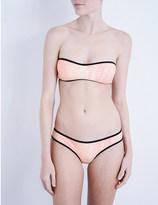 Heidi Klein Buzios Binding bandeau bikini top