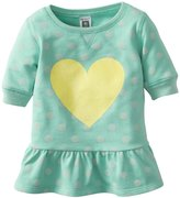 Carter's Dot Print Babydoll (Baby) - Mint-9 Months