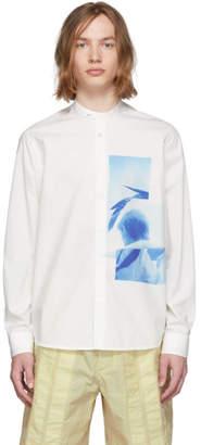 Jil Sander White Symphony Shirt