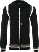 Diesel Black Gold zip up hoodie - men - Polyester/Rayon - M