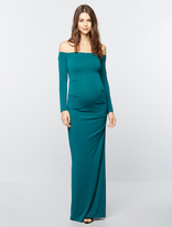 A Pea in the Pod Nicole Miller Maternity Dress
