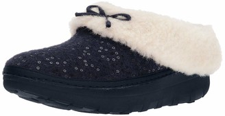 FitFlop Women's Loaff Snug Sequin Slipper