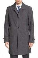 Michael Kors Trim Fit Waterproof Overcoat