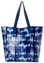 Time and Tru Coated Canvas Tote Bag