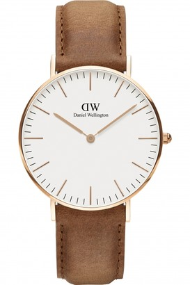 Daniel Wellington Mens Classic 36mm Durham Watch DW00100111