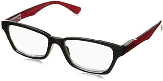 Peepers Unisex-Adult Stardust 2199350 Square Reading Glasses