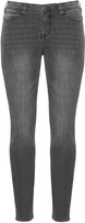 Manon Baptiste Plus Size Medium wash slim fit jeans