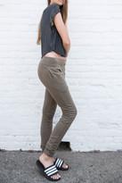 Joah Brown - Walk This Way Pants In Army Green