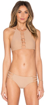 Bettinis Strappy Halter Bikini Top