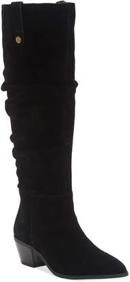 INC International Concepts Inc Women Launa Pointed-Toe Slouch Boots, Women Shoes