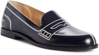 Christian Louboutin Mocalaureat Graphic Loafer