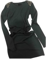 Hotel Particulier Grey Cashmere Dress for Women