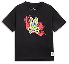 Psycho Bunny Boys' Graphic Tee - Little Kid, Big Kid