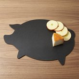 Crate & Barrel Epicurean ® Dishwasher-Safe Pig Board