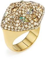 Swarovski Moselle Ring, Gold Plating