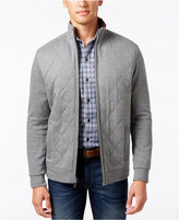 Tasso Elba Men's Quilted Jacket, Only at Macy's
