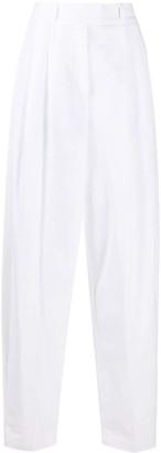 Jejia High-Waisted Tailored Trousers