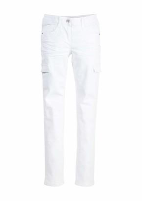 s.Oliver Junior Girl's Hose Lang Jeans